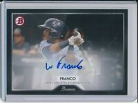 2019 Topps On Demand Inspired by '55 Bowman Wander Franco Auto Autograph