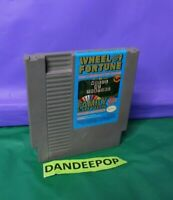 Wheel of Fortune -- Family Edition (Nintendo Entertainment System, 1990) NES