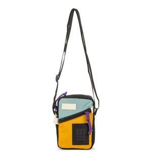 BRAND NEW! UNISEX TOPO DESIGNS Mini Shoulder Bag MUL-COLOR CASUAL URBAN 931391