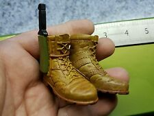 Échelle 1/6 Bottes et couteau pour 12 in (environ 30.48 cm) FIGURE MARVEL STUDIOS Toy (Wolverine)
