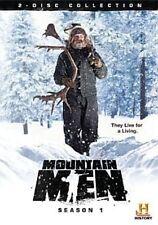 Mountain Men Season 1 Series One First Region 4 DVD