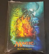 Magic: The Gathering Mini Posters -5 Pack- Brave the Unknown - Ixalan Promo!