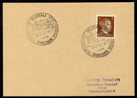 █ Allemagne n° 706 Yv. cachet WW2 MURAU Timbre Allemand Hitler Mi n° 782 █