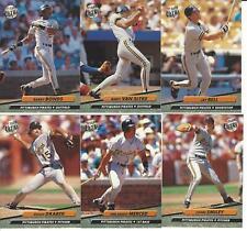 1992 Ultra Pittsburgh Pirates Team Set