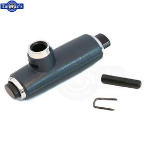78-88 Regal Cutlass Console Shifter HANDLE ASSEMBLY Button Ring Clip DARK BLUE