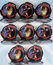 Iron Man 2 Cake Toppers from Wilton #3011- NEW