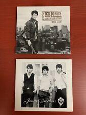 Jonas Brothers & Nick Jonas - 2 Cd Digipack (Jonas brothers & Who i am)