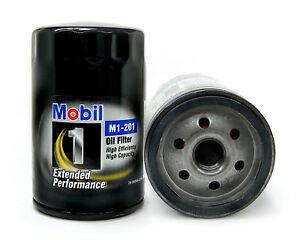 Engine Oil Filter-VIN: Z, FI Mobil 1 M1-201