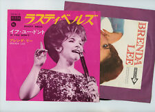 "BRENDA LEE 7"" Japan RUSTY DELLS"