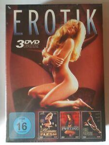 Erotik (3DVD Box) (2009)