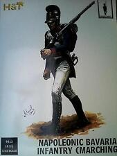 1/32 54mm Napoleonic Bavarian Infantry Marching 9313