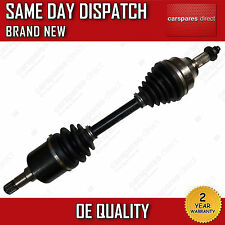 FORD FOCUS Mk2 1.4,1.6,1.8 DRIVESHAFT + CV JOINT NEAR/LEFT SIDE 2004>2010