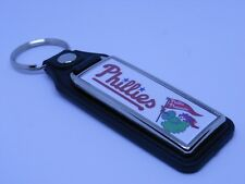 PHILADELPHIA PHILLIES FANATIC KEYCHAIN BASEBALL SPORT KEY CHAIN MLB