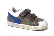 New $80 Bunnies Jr Shoes Toddler Boys Leather European Blue Size 7 Usa/23 Euro