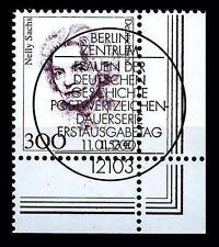 BUND Frauen-DoNo 300 Pf./1,53 €, Mi. 2159 - Ecke u.r.mit ESST (Nelly Sachs)
