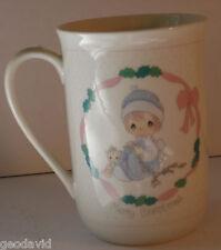 "Precious Moments ""Merry Christmas"" Mug 515981 Excellent Condition"