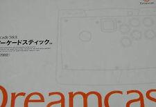 ARCADE STICK Sega Dreamcast DC CONTROLLER JAPANESE