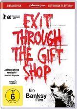 Banksy - Exit Through the Gift Shop DVD NEU + OVP!