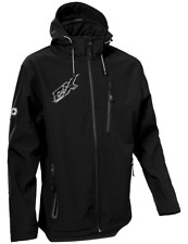 Castle X Mens G3 Barrier Tri-Lam Soft shell Mid-Layer Jacket Black