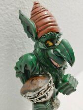 "Thatchers Green Goblin Hobgoblin Troll NIB 10"" Draft Beer Keg Bar Tap Handle"