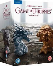 Game of Thrones - Season 1-7 Blu-ray 2017 Region Free