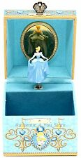 NEW Disney Parks Princess Music Box Cinderella Musical Jewelry Box
