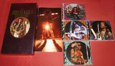CD The Jimi Hendrix Experience 4-CD Box Set 80 Page Booklet Coffret Rock Jimmy