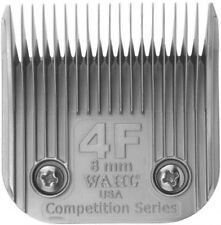 """WAHL COMPETITION 4F BLADE 8mm.  5/16"""".  DOG GROOMING. FREEPOST"""