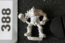 Games Workshop BLOOD BOWL Orc Lineman Orchi Team MENTA IN METALLO NUOVO Giocatore Bloodbowl fuori catalogo D4