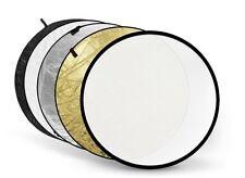 Reflector - Multi Collapsible 5in1 Popup - 57cm - Photo Studio Video Lighting