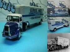 Truck camión camion camião Bernard 150 MB  1951-1965  França   Ixo/Altaya 1:43
