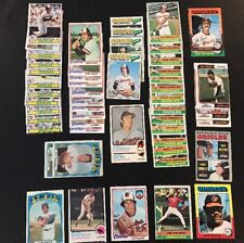 1970's Topps Baltimore Orioles 53 Card Lot Frank &Brooks Robinson, Palmer (C205)