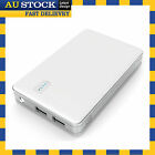 13000mAh External Battery Mobile Power Bank 2 USB Charger for iPhone Samsung LG
