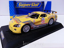 Slot SCX Scalextric Superslot C2795 Dodge C.Coupe Kenny Hawkins
