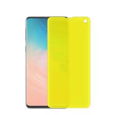 Paquete De 2 pantalla completa de TPU claro Protector de pantalla cubierta para Samsung Galaxy S10