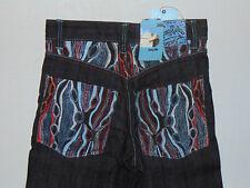 Unique New Money Talks  W28 L30-32  Mens Navy Denim Jeans
