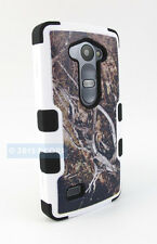 FOR LG TRIBUTE 2 LS665 SUNSET L33L HUNTER DESIGN NATURAL TUFF IMPACT CASE COVER