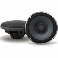 NEW Alpine X-Series 6.5 Inch 330W Coaxial 2-Way Car Power Audio Speakers | X-S65