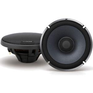NEW Alpine X-Series 6.5 Inch 330W Coaxial 2-Way Car Power Audio Speakers   X-S65