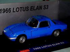 Lotus Elan S3 Coupe 1966  SUN STAR 4072 1:18