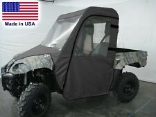 Yamaha Rhino Full Enclosures - VINYL WINDSHIELD - Doors - Rear Window - Soft Top
