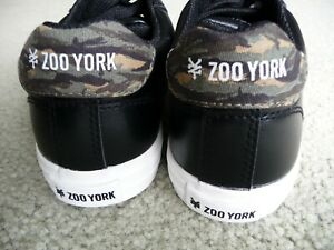 BOYS SHOES /ZOO YORK / SKATER / SNEAKER/ CASUAL - SIZE 6 (Pick Up Avail 3166)