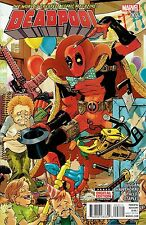 Deadpool #2 Standard Cover