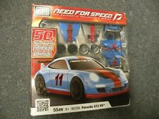 Mega Bloks 95709 Need For Speed Porsche GT3 RS NEW FACTORY SEALED