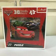 🍓 Puzzle Disney Pixar Cars Puzzle 3 D 36 Pièces Trefl Neuf Sous Blister