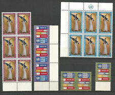 Nations-Unies 18 timbres neufs MNH / T7367