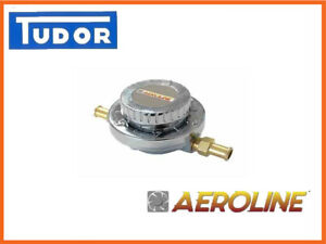 "Adjustable Fuel Pressure Regulator Aeroline , Inline 1-5 Psi 8mm / 5/16"""