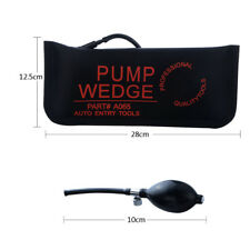 Car Wedge Pump Airbag Alignment Inflatable Shim WindowDoor Entry Hand OpenToolUS