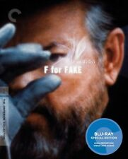 CRITERION COLLECTION: F FOR FAKE - BLU RAY - Region A - Sealed