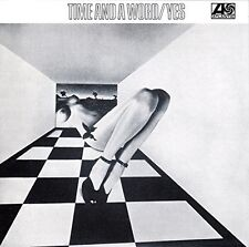 Yes - Time & A Word: Limited [New SACD] Japanese Mini-Lp Sleeve, Ltd Ed, Japan -